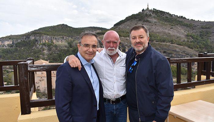 """Dolz asegura que cuando sea alcalde retomaremos las gestiones necesarias para que la Colección Polo llegue a Cuenca cuando antes"""""""