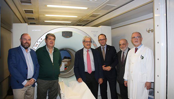 El Comité Ejecutivo de la Unidad Regional de Medicina Nuclear de Castilla-La Mancha se reúne en Cuenca para coordinar actuaciones