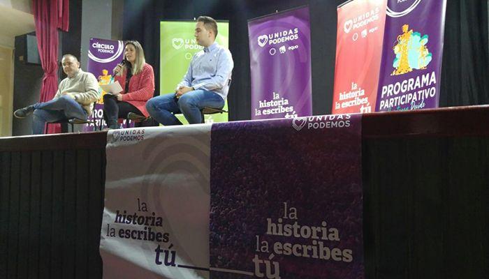 """Garrote """"el bipartidismo ha saqueado la provincia de Cuenca, es lo único que saben hacer"""""""