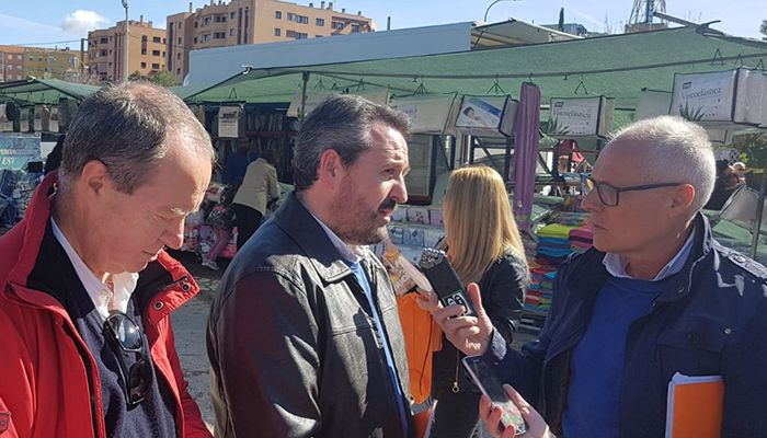"""José Luis Muñoz """"El bipartidismo, después de 40 años, ha sido incapaz de apostar por Cuenca, ni por su desarrollo, ni por sus infraestructuras, ni por el fomento del empleo"""""""