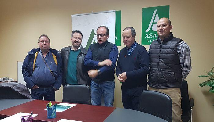 """José Luis Muñoz """"El campo y la ganadería son estratégicos para la provincia de Cuenca"""""""