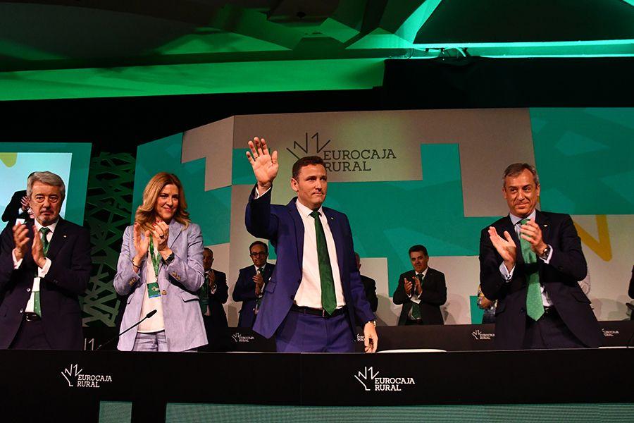 La Asamblea General de Eurocaja Rural aprueba por unanimidad las cuentas de la Entidad, certificando su solidez, fortaleza y solvencia