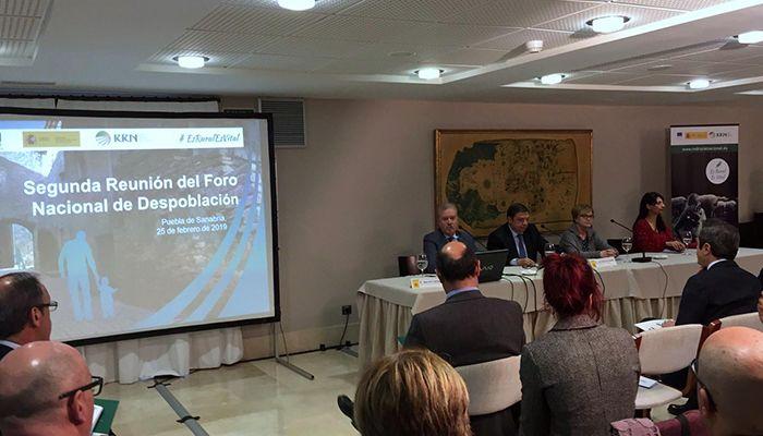 La fiscalidad, internet y un cambio productivo, protagonistas en el II Foro Nacional de Despoblación