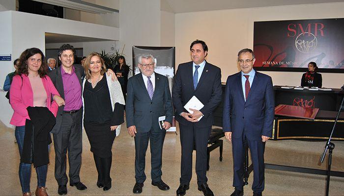 La Junta destaca que la colaboración de todos los patronos ha hecho posible la consolidación de la SMR y que siga siendo seña de identidad de Cuenca
