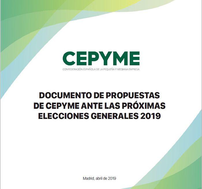 La patronal conquense pide a los grupos políticos que tengan en cuenta las peticiones de las pymes