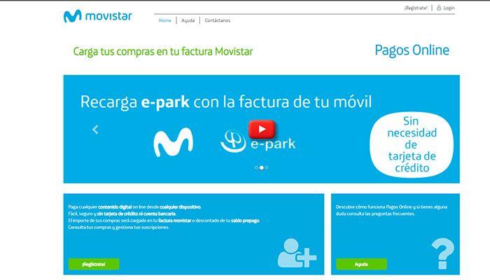 Los clientes de Movistar España pueden cargar sus compras de contenidos digitales a través de su factura de móvil gracias a la alianza con Fortumo