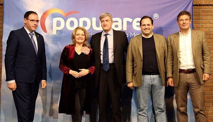 Núñez presenta a José Manuel Salas como candidato a la alcaldía de Tarancón