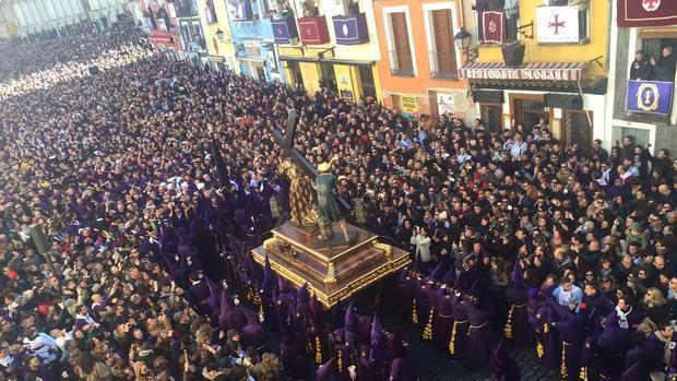 Olor a cera, respeto, culto, tradición, turismo la Semana Santa en Castilla-La Mancha