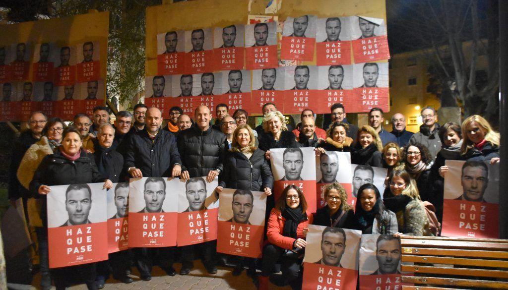 """Sahuquillo hace un llamamiento a los progresistas de Cuenca para """"parar a la derecha más recalcitrante"""""""