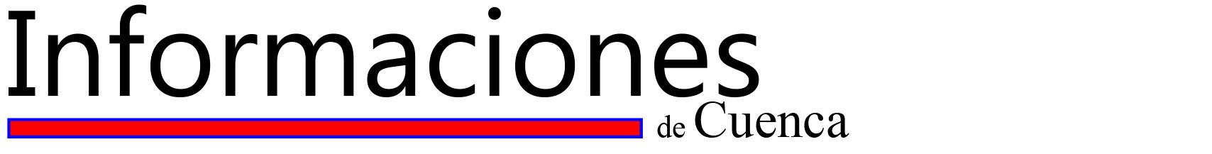 Informaciones de Cuenca