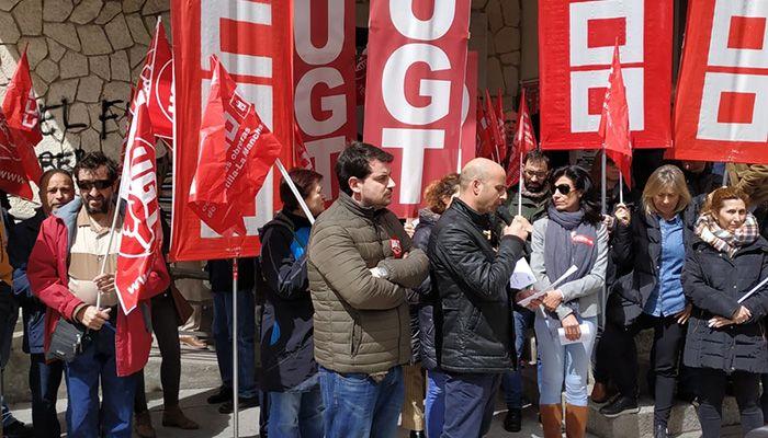UGT Cuenca denuncia la subida de accidentes laborales con baja en Cuenca a causa de la precariedad