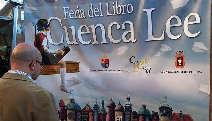 Varias presentaciones de libros, títeres y talleres infantiles centran la programación de la Feria del Libro Cuenca Lee para este sábado