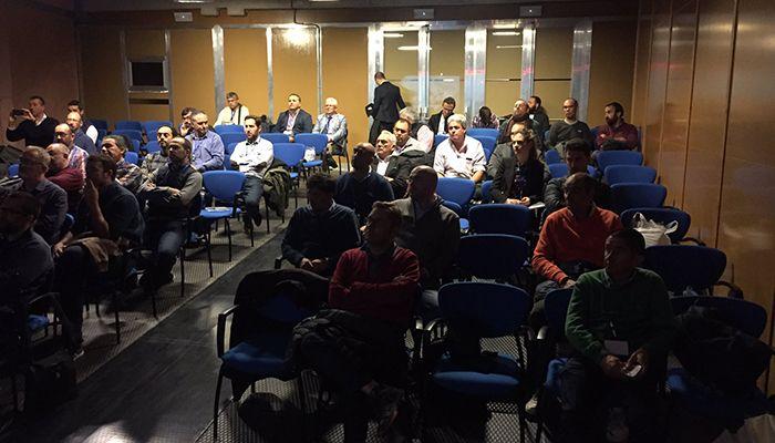 Éxito de las Jornadas de Automoción de Cuenca promovidas por COMFORD y el Pedro Mercedes y apoyadas por Tracc