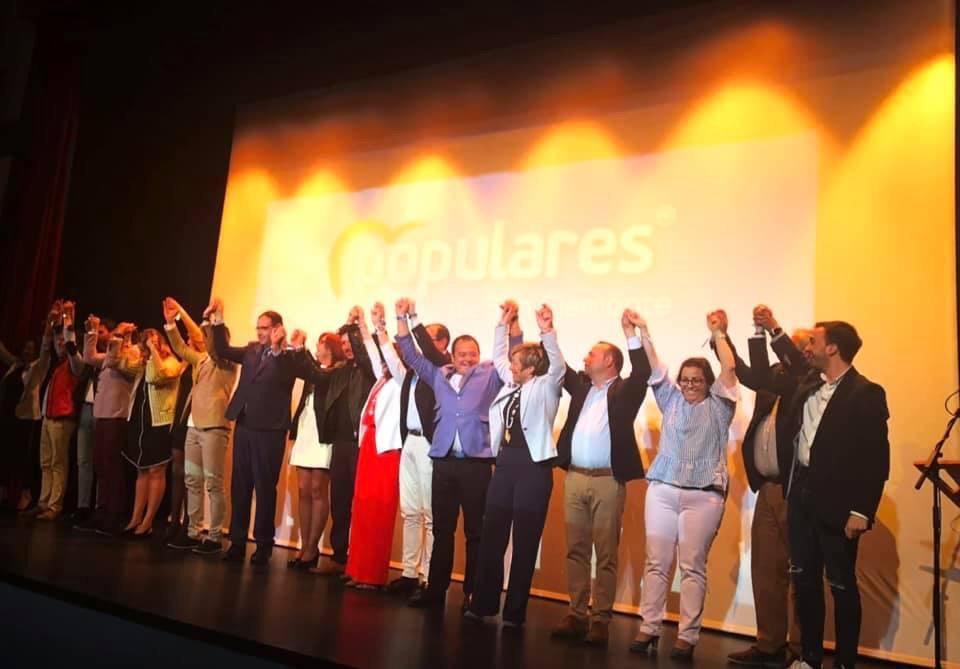 Benjamín Prieto reitera que el Partido Popular es el único que defiende y apoya  las Diputaciones y el municipalismo