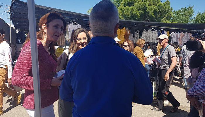Ciudadanos Cuenca propone reorganizar el mercadillo de la ciudad para comodidad de los vecinos