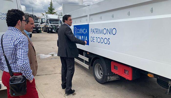 'Cuenca más Limpia, Patrimonio de Todos' apela al compromiso común del Ayuntamiento y de los ciudadanos de mantener limpia Cuenca