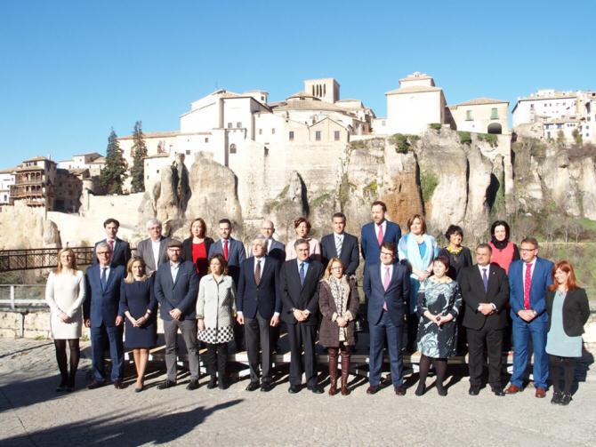 Cuenca y el Grupo de Ciudades Patrimonio presenta su oferta turística y cultural en Moscú