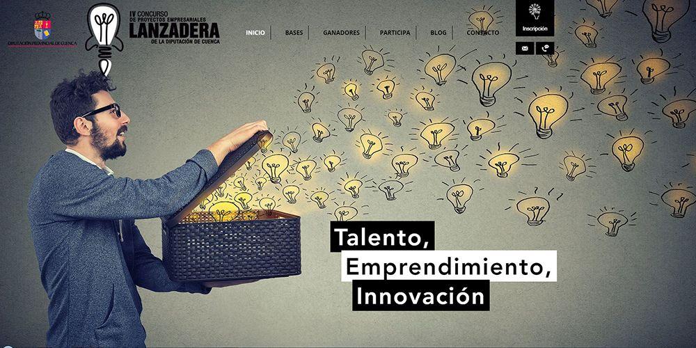 Diputación de Cuenca convoca la quinta edición del Concurso Lanzadera con 200.000 euros en ayudas a emprendedores