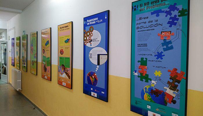 Diputación de Cuenca pone a disposición de ayuntamientos y centros educativos una decena de exposiciones de medio ambiente