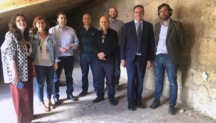 Diputación de Cuenca recepciona las obras de rehabilitación del Convento de Santo Domingo de Guzmán de Huete