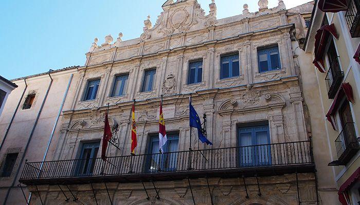 El Ayuntamiento de Cuenca logra una ayuda ITI de 1,5 millones de euros para renovar el alumbrado público