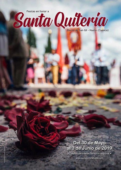El barrio de San Gil de Huete se prepara para celebrar Santa Quiteria