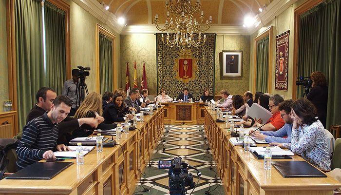 El Pleno del Ayuntamiento de Cuenca aprueba la modificación de un préstamo para la construcción de la conserjería del IES Alfonso VIII