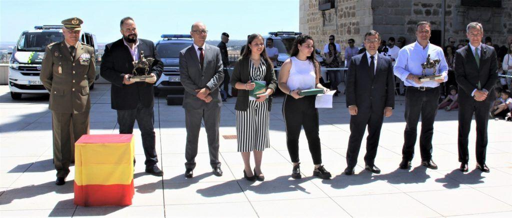 Eurocaja Rural felicita a la Guardia Civil por su 175 aniversario