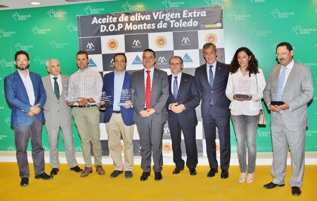 Eurocaja Rural respalda los XVII Premios Cornicabra promovidos por la D.O.P. Montes de Toledo