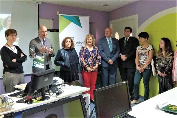 Fundación Eurocaja Rural inaugura en Alovera la IV edición de la Universidad de la Mujer Rural
