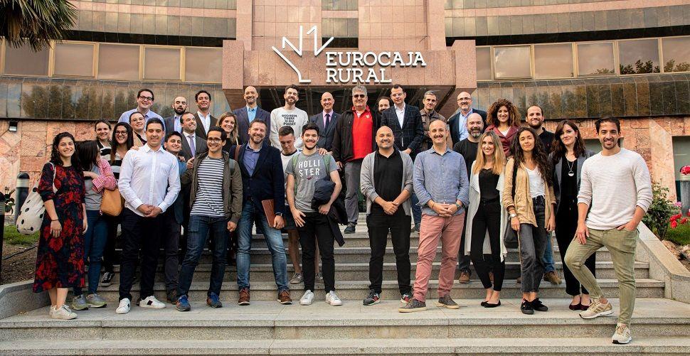 Fundación Eurocaja Rural organiza la 3ª edición del motivador e ilusionante encuentro 'Fuckup Nights'
