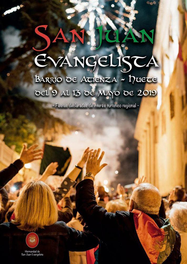 Huete celebra las fiestas de San Juan Evangelista hasta el 13 de mayo