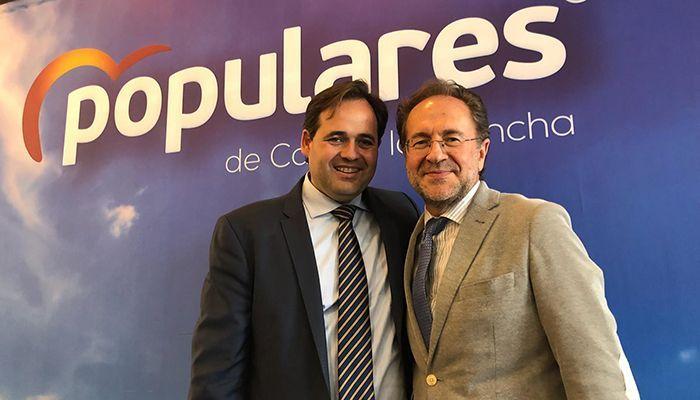 """Julián Huete critica que Page cierre su campaña en Cuenca """"por la que no ha hecho nada durante cuatro años"""""""
