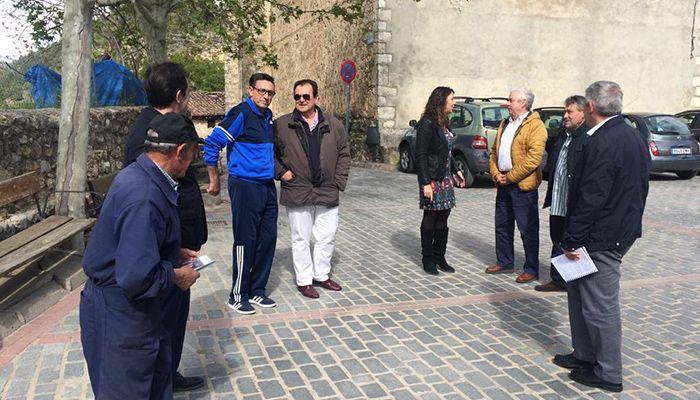 La Agrupación de Electores Cuenca nos une se compromete a tratar de mejorar los servicios que Cuenca oferta a las pedanías
