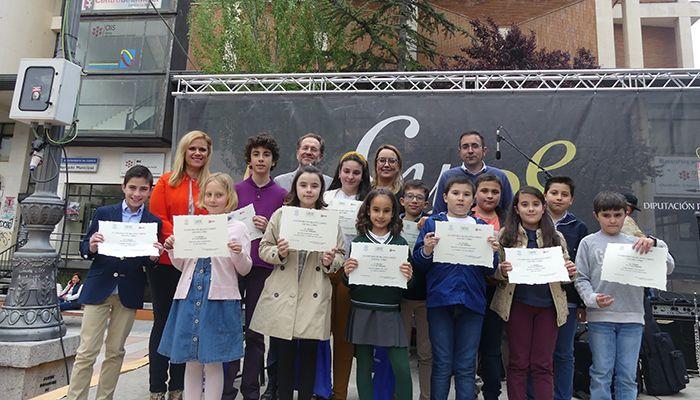 La Asociación de Libreros de Cuenca entrega los reconocimientos del concurso literario