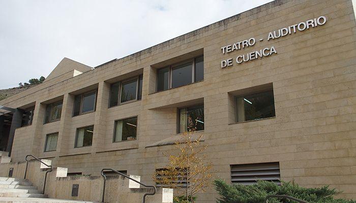 La ONCE dedicará un cupón al Teatro-Auditorio de Cuenca dentro de su serie dedicada a espacios escénicos
