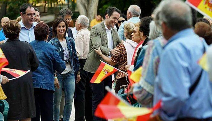 """Luz Moya """"El PP es el partido centrado en solucionar los problemas de las personas"""""""