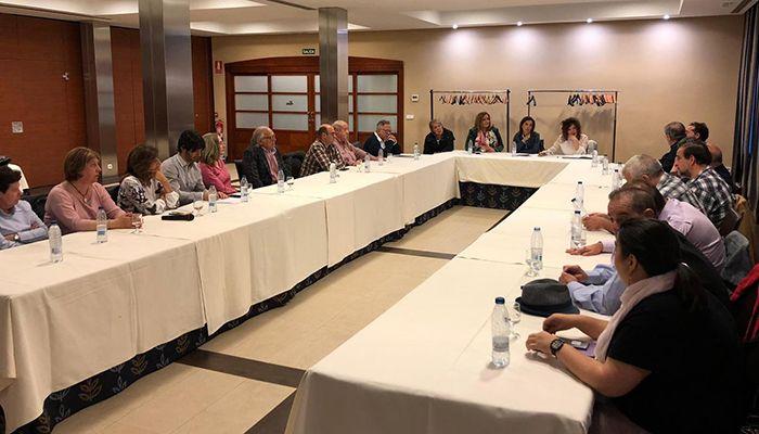 Luz Moya creará un sistema de comunicación participativo para coordinar y agendar las actividades culturales de la ciudad