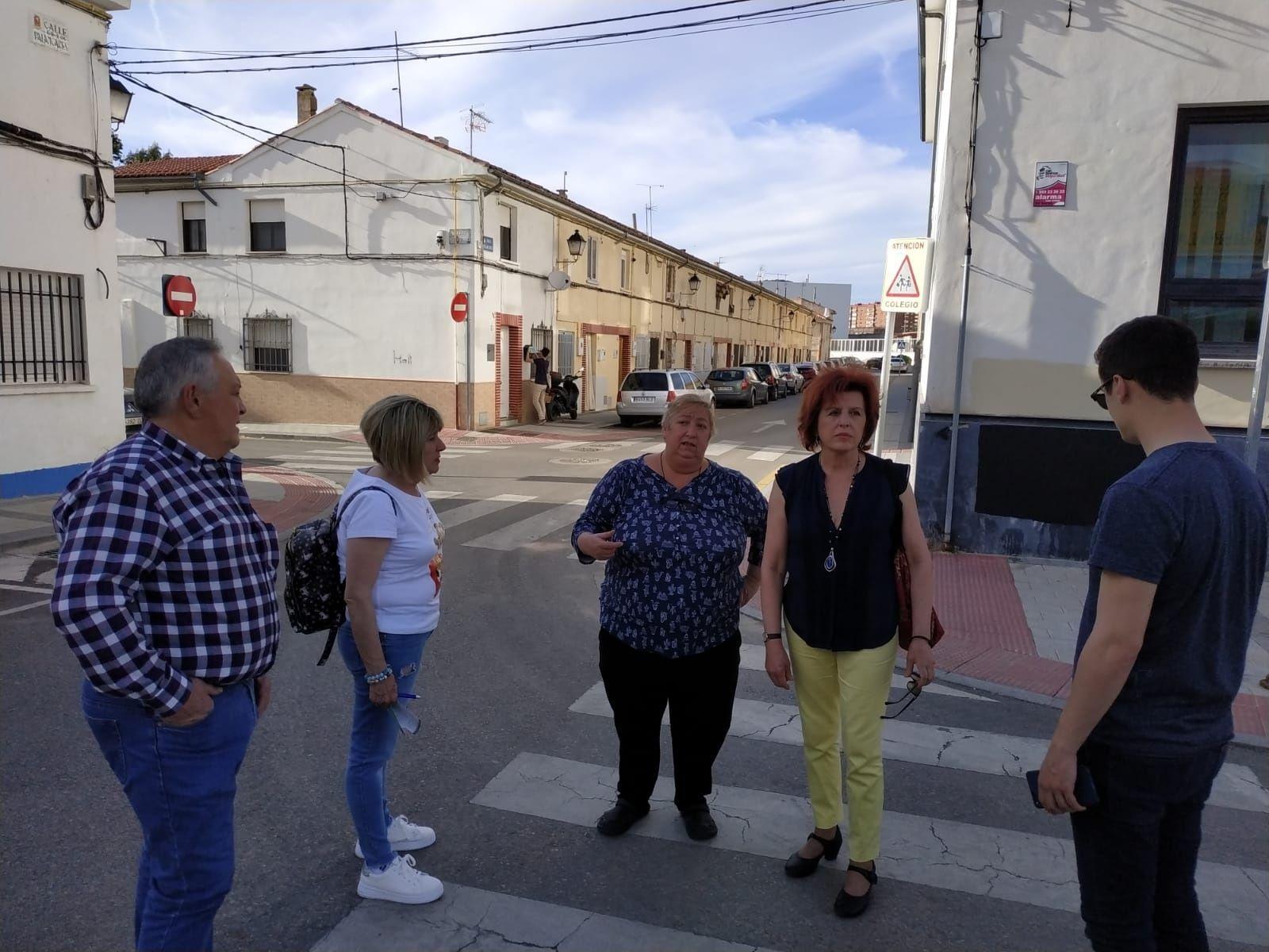 """Mª Ángeles García (Cuenca, En Marcha!) """"Es necesario coordinar eventos y espacios para mayores por toda la ciudad"""""""