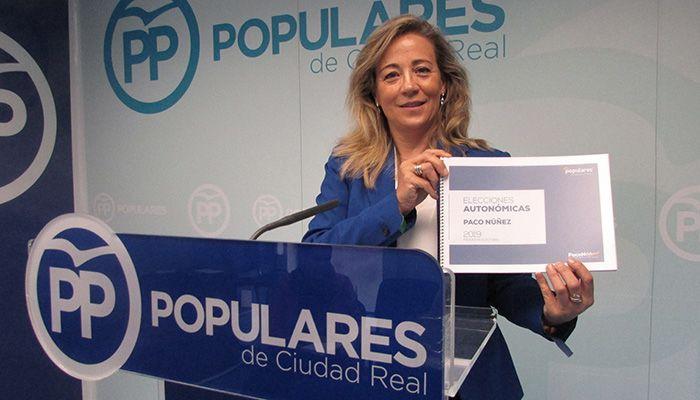 """Merino """"El programa electoral de Paco Núñez es un contrato con la sociedad de Castilla-La Mancha de obligado cumplimiento para el PP"""""""