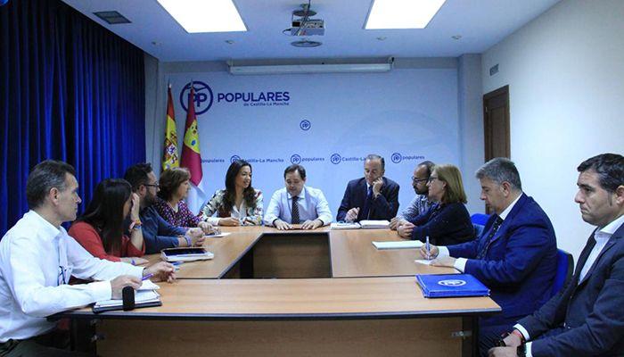 Núñez anuncia la puesta en marcha de una  Ley del Sector Industrial para atraer nuevas empresas a Castilla-La Mancha y crear empleo
