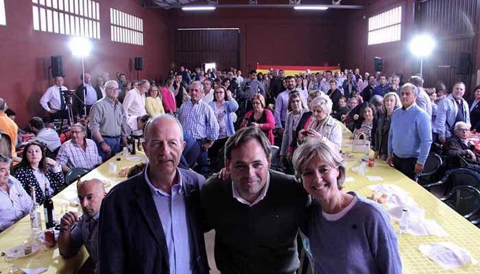 Núñez considera bochornoso que Page prometa 3.000 nuevos médicos cuando en 2015 prometió 4.000 y a día de hoy hay menos que nunca en Castilla-La Mancha