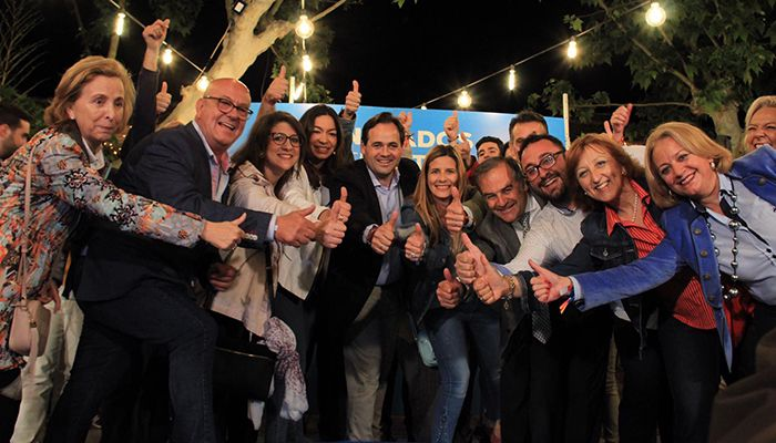 Núñez propone un proyecto de ilusión para llevar la región hacia un futuro de oportunidades, empleo y bienestar en el que tengan cabida todos los castellanomanchegos