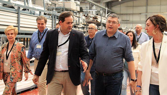 Núñez quiere que los intereses de Castilla-La Mancha en materia de agua los defienda una mesa de técnicos nada de políticos