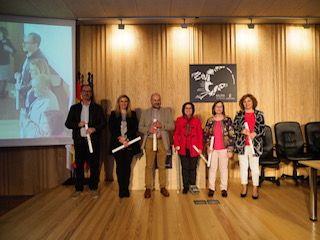 La directora provincial de Educación de Cuenca asiste al 40 aniversario de la celebración de la V Promoción Plan 1971