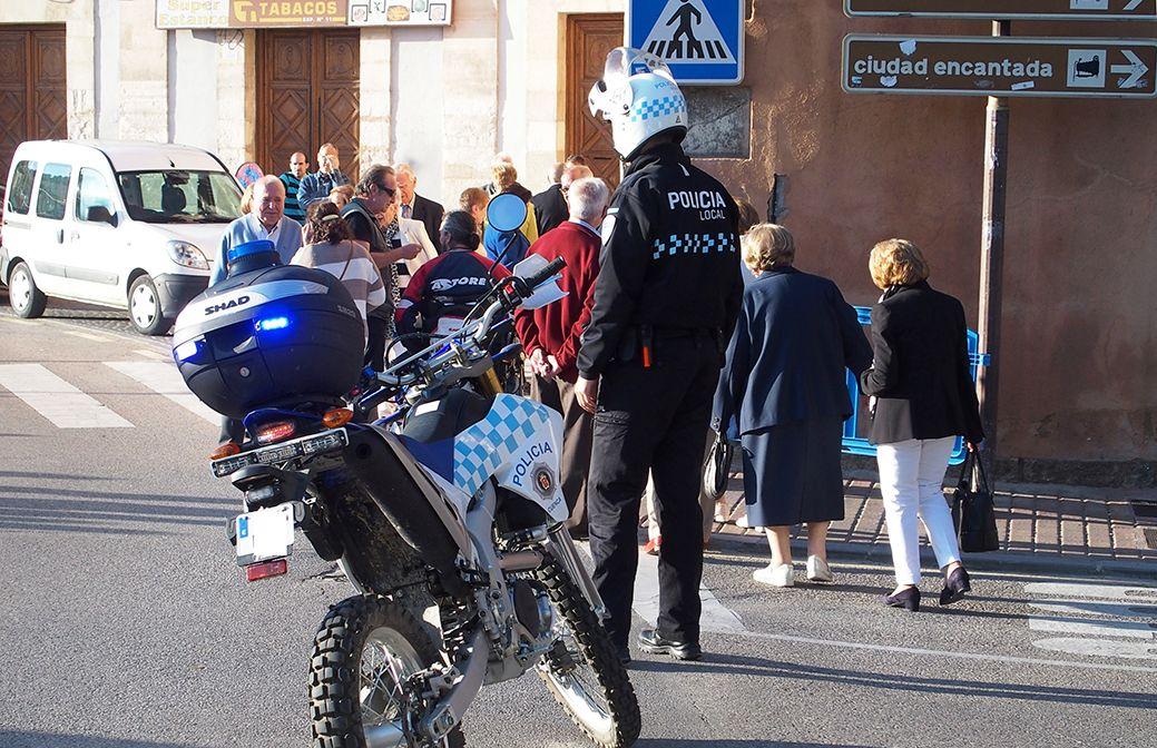 Varios actos festivos en la vía pública ocasionarán restricciones del tráfico rodado en Cuenca