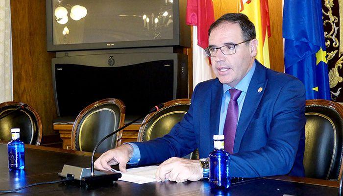 Prieto anuncia un paquete extraordinario de inversiones de 11,3 millones de euros en infraestructuras y patrimonio