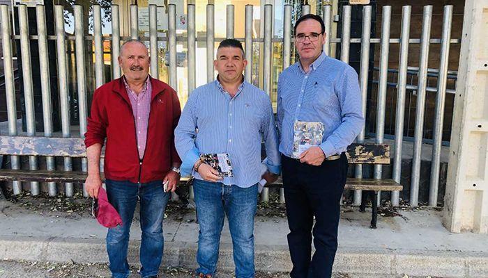 """Prieto ejemplifica en Villar de Cañas el perjuicio deliberado de Page a la provincia de Cuenca, """"nos ha quitado 1.200 millones de euros a cambio de nada"""""""