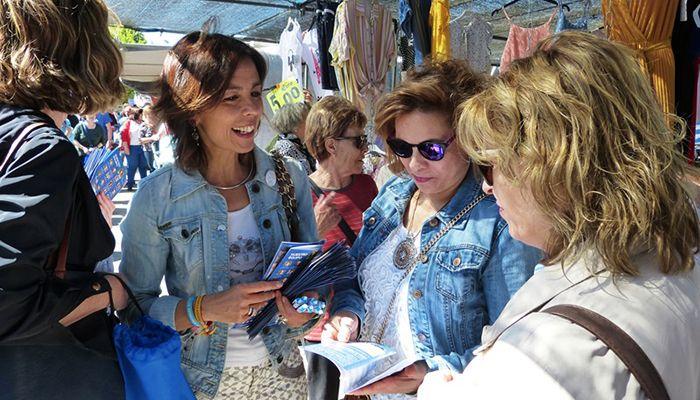 Prieto y Moya coinciden en que el PP es el único que garantiza una gestión eficaz y defiende los intereses de Cuenca y de su provincia