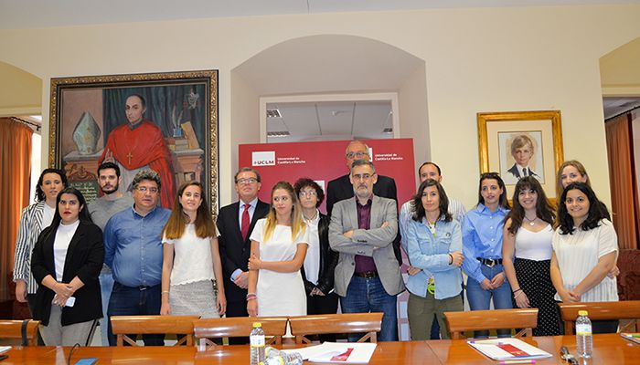 Quince estudiantes de la UCLM participarán en proyectos de cooperación al desarrollo en América, África y Asia
